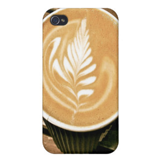 Coffee lovers cover for iPhone 4