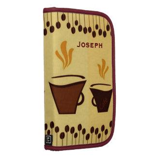 Coffee Lovers Folio For Smartphone Organizers
