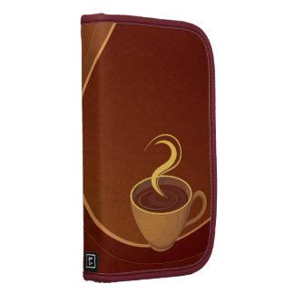 Coffee Lovers Folio For Smartphone Organizer