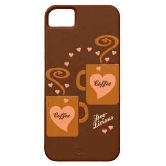 Coffee Lovers iPhone 5 Case-Mate