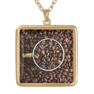 Coffee Lover's necklace