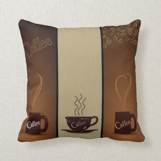 Coffee Lovers Pillow