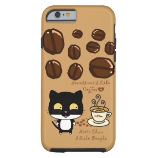 Coffee Lovers Tough iPhone 6 Case