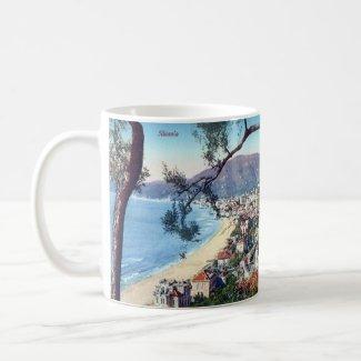 Coffee Mug - Alassio, Italy