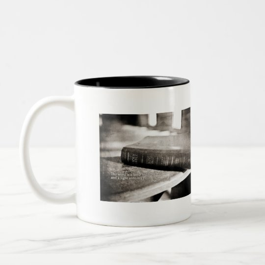 Coffee Mug - Be Still and Know that I am God