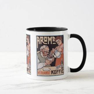 Coffee Mug:  Coffee Ad: Aroma Vergangt Koffie