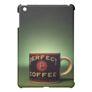 Coffee mug cover for the iPad mini