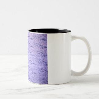 Coffee Mug crocheted stitches