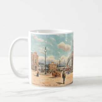Coffee Mug - Dundee, Scotland