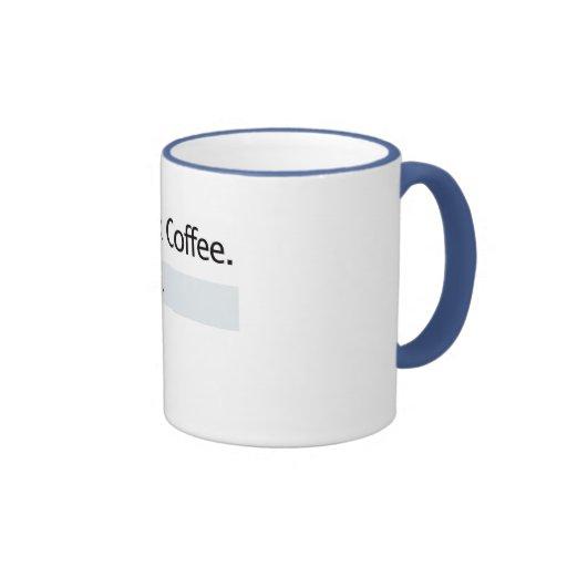 Coffee Mug Facebook thumbs up