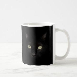 Coffee Mug - Full Moon & Black Cats