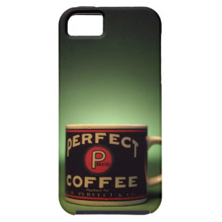 Coffee mug iPhone 5 cover