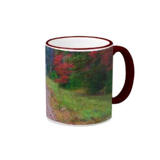 Coffee Mug - John Oliver Cabin - Cades Cove TN