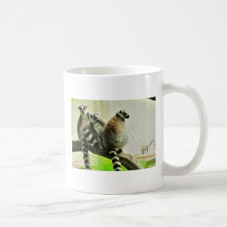 Coffee Mug - Lemur- Ring Tailed