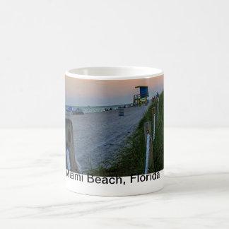 Coffee Mug Miami Beach Dunes