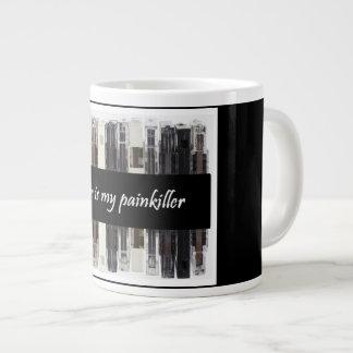Coffee Mug - Music is my painkiller!
