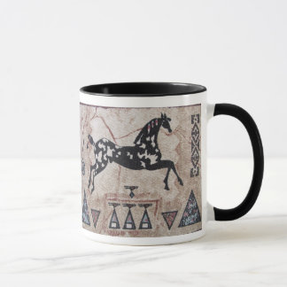 Coffee Mug--Native American Art Mug