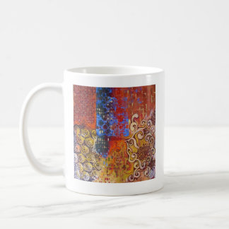 "coffee mug ""Oriental day"""