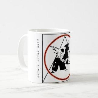 coffee mug  sand rift aikido