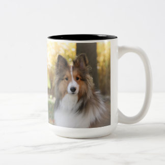 Coffee Mug - Sheltie