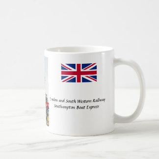 Coffee Mug - Southampton Boat Express