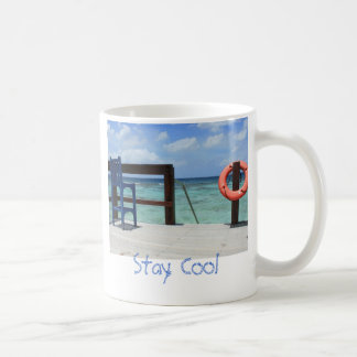 Coffee Mug, Stay Cool Coffee Mug