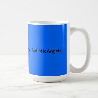 Coffee Mug Supporting Autism