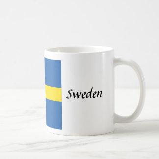 Coffee Mug - Swedish Flag