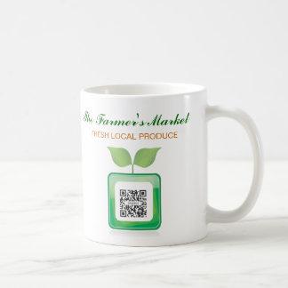 Coffee Mug Template Farmer s Market