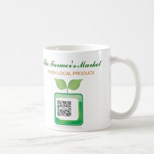 Coffee Mug Template Farmer's Market