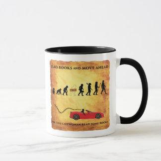 Coffee Mug This Smart Cavewoman Reads Books