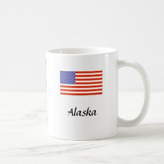 Coffee Mug - USA - Alaska Flag
