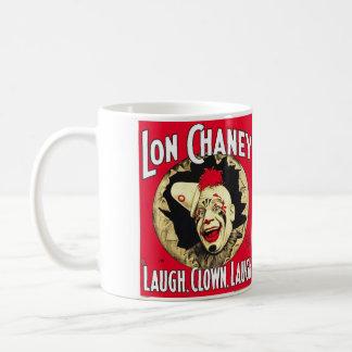 Coffee Mug - Vintage Lon Chaney Movie Poster