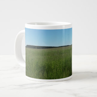 Coffee mug, Wisconsin landscape Large Coffee Mug