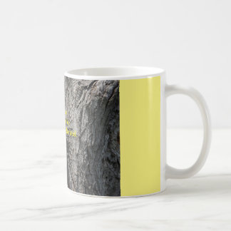 coffee mug with...bloom where you're planted