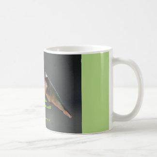 coffee mug with hummingbird...rest