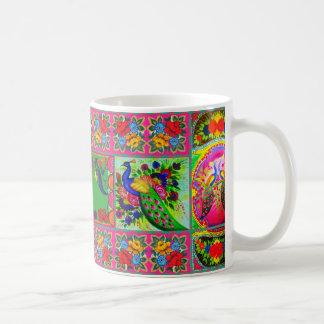 Coffee Mug with Name - Inspired by Truck Art - 4
