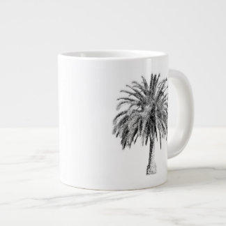 Coffee Mug With Palm Trees