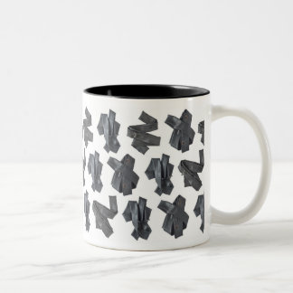 Coffee Mug with Rubber Tire Tubes
