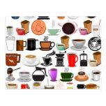 Coffee Mugs (Add Background Colour)