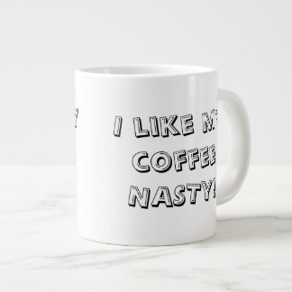 Coffee nasty Extra Large Mug