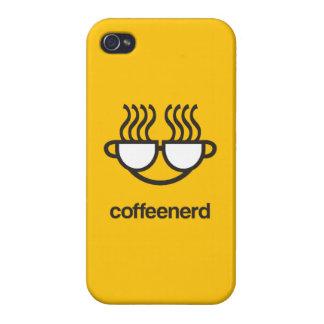 coffee  nerd iphone 4 case cover