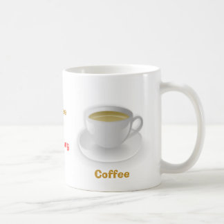 Coffee/No Smoking Coffee Mug