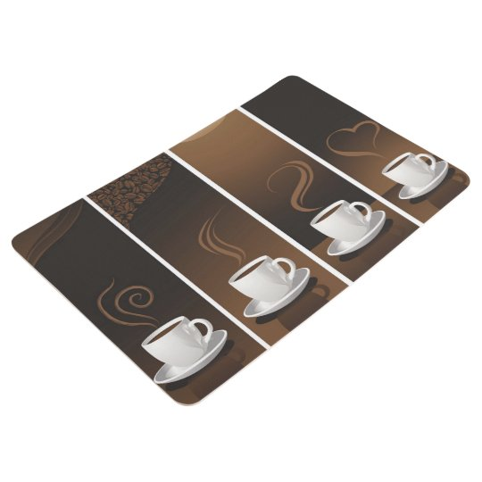 Coffee or Hot Chocolate Lover's Floor Mat