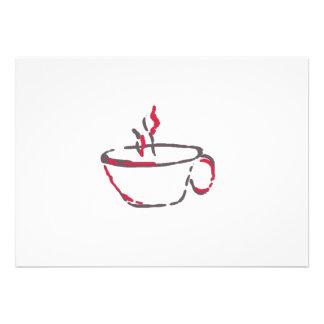 Coffee or Tea Invites