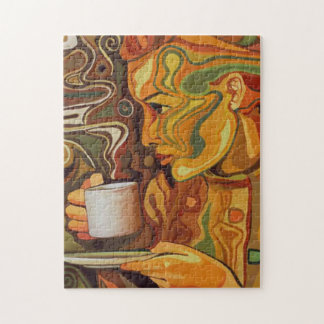 Coffee or Tea Puzzle
