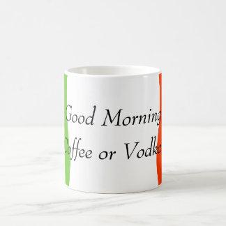 Coffee or Vodka Coffee Mug