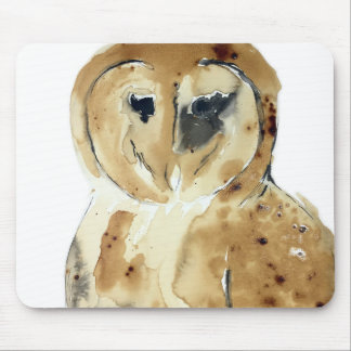 Coffee Owl Mouse Mat
