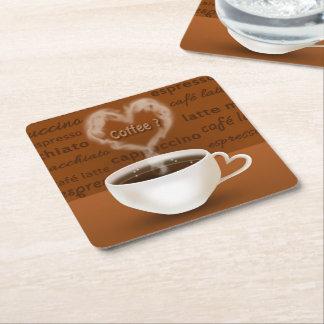 Coffee? - Paper Coaster