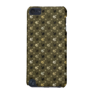 Coffee Pattern 1 iPod Touch 5G Cover